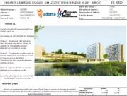 Création de résidences sociales - 244 Logts et une EHPAD de 85 Lits - Bobigny