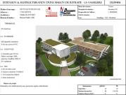 Extension & restructuration d'une maison de retraité - La vasselière