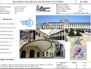 Relogement des services du rectorat de Poitiers