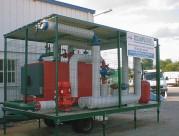 Chaufferie mobile cave du haut poitou neuville