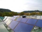 Pose de panneaux solaires ehpad