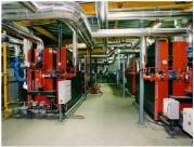 Futuroscope Chaufferie centrale Chasseneuil