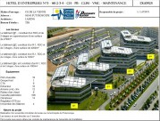 Hôtel d'entreprise N°3 @1-2-3-4 - CH - PB - CLIM - VMC - Maintenance