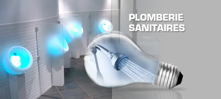plomberie sanitaires